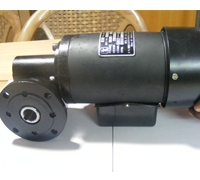 Fractional horse power geared motor small gearboxes for Hollow shaft worm gear motor